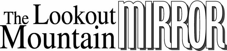 Lookout Mountain Mirror Logo