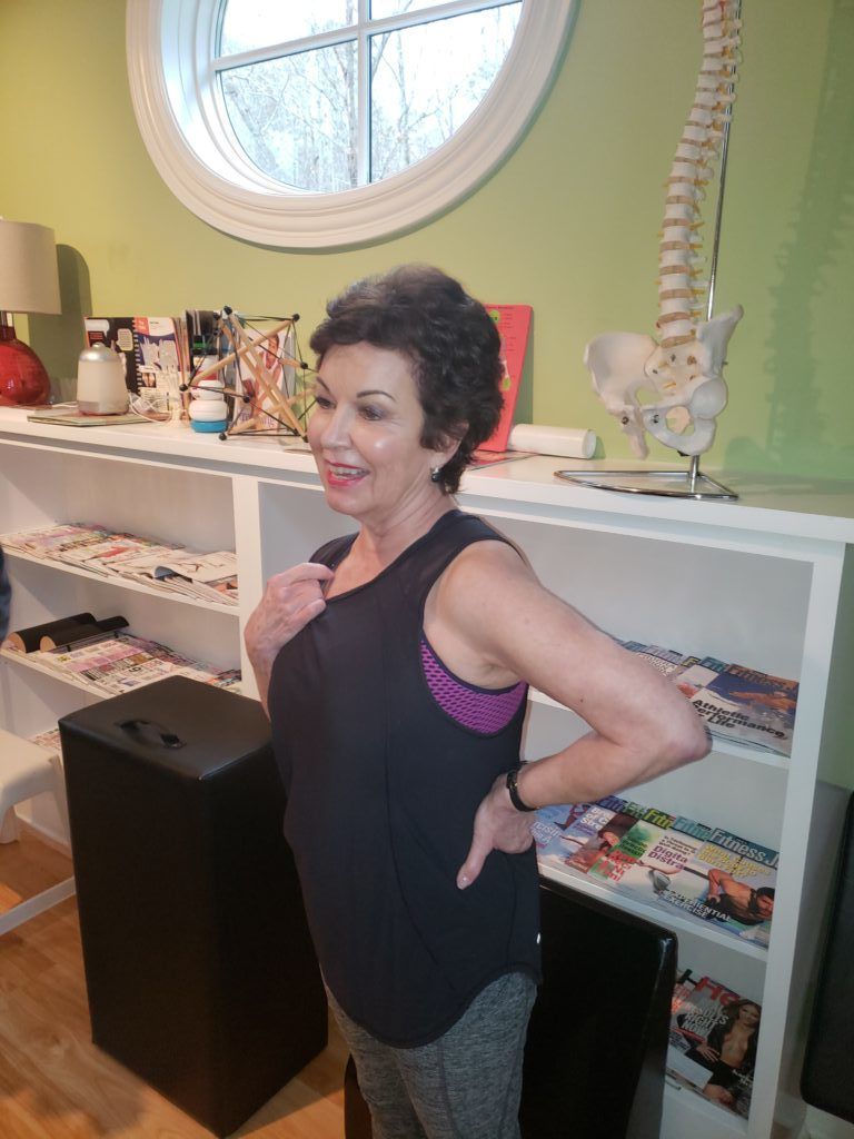 Pilates Instructor, Sharon Fussell