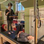 Hands on Scolio Pilates Instruction