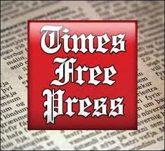 Chattanooga Times Free Press Newspaper